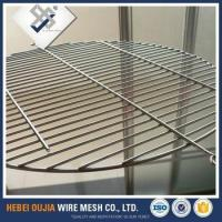 Buy cheap chromeplated barbecue grill wire mesh galvanized wholesale from wholesalers