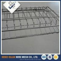 Buy cheap galvanized stainless steel crimped barbecue grill wire mesh from wholesalers