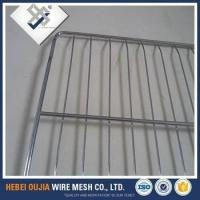 Buy cheap bright color rectangular barbecue grill wire mesh from wholesalers