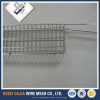Buy cheap galvanized crimped barbecue grill wire mesh net from wholesalers