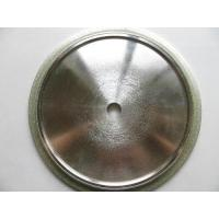 Buy cheap Electroplated Profiling Wheel product