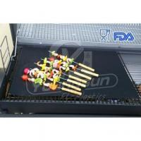 Buy cheap BBQ grill mat used on any BBQ Grill or as Pan Liner from wholesalers