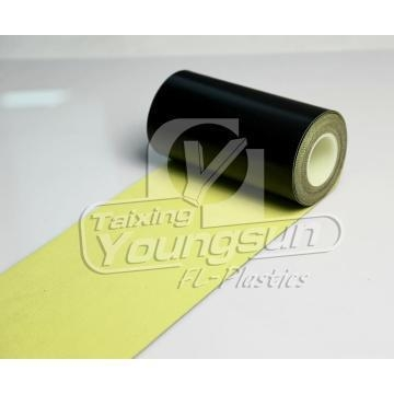 Cheap PTFE Coated Fiberglass Fabric with adhesive for sale