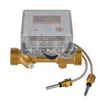 Quality Household Ultrasonic Heat Meters with RS485 or M-BUS wholesale
