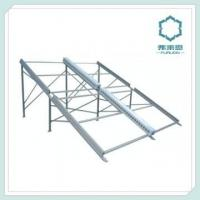 Buy cheap Aluminum Extrusions for Solar Panel Rack 6005-T6 from wholesalers