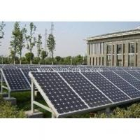 Buy cheap Aluminum Solar Energy Panel Mounting Strcture Frame from wholesalers