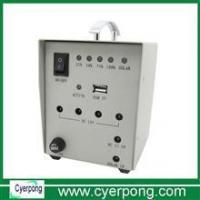 China 10w Solar Energy System For Home Use With Solar lamp Cell Phone Charger on sale