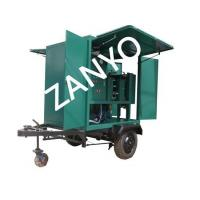 Quality ZYM Mobile Type Transformer Oil Purifier wholesale
