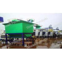 Buy cheap 20 T batch type waste tyre(plastic) pyrolysis plant from wholesalers