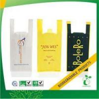 Buy cheap Biodegradable Plastic Bags Model No:BPB-TSB-33 from wholesalers