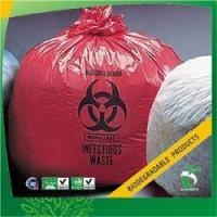 Quality Hi-Density Red Infectious Waste Liners Model No:MWB-17 wholesale