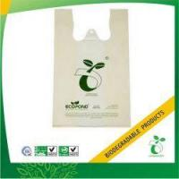 Buy cheap Fully Biodegradable Plastic Bag Model No:BPB-TSB-30 from wholesalers