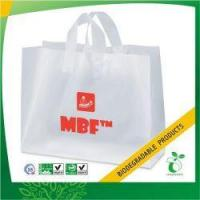 Buy cheap Biodegradable Plastic Bag for Shopping Model No:BPB-SB-07 from wholesalers