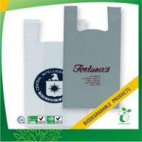 Buy cheap Biodegradable Eco Plastic Bag Model No:BPB-TSB-26 from wholesalers