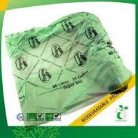Buy cheap Compostable Corn-Starch Caddy Liners Model No:BPB-BL-14 product