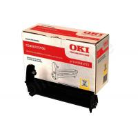 China Oki 20k Yellow LED Imaging Drum Unit Ref 43381721 *3 to 5 Day Leadtime* on sale