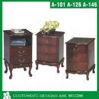 China Small Wooden Cabinet on sale