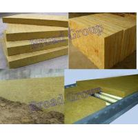 China rock wool/mineral wool insulation board on sale