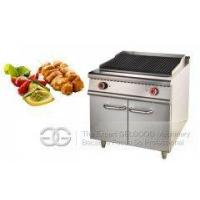 Buy cheap Electric Lava Rock Broiler With Cabinet GGZ-EH from wholesalers