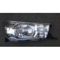 Quality Auto Spare Parts Head Lamp for Toyota Hilux Revo 2016 wholesale