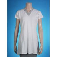 Quality Ladies' V Neck Knitted pullover wholesale