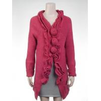Buy cheap Ladies' 100% Cotton Knitted Cardigan from wholesalers