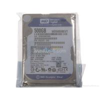 Quality Western Digital WD5000BEVT 500Gb SATA Hard Drive 8M 5400RPM -Brand New wholesale