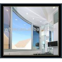 China UPVC WINDOW upvc double glazing sliding window on sale