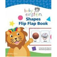 China Baby Einstein - Flip Flap Book Shapes on sale