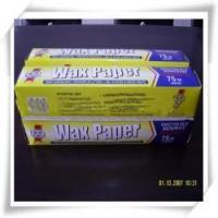 Quality Wax Paper wholesale