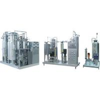 Quality CARBONATED DRINKS TREATMENT EQUIPMENTS wholesale