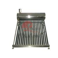China Vacuum tube solar water heater (KLQ-SS) on sale
