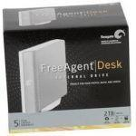 Quality Seagate FreeAgent Desk 2TB USB 2.0 External Hard Drive wholesale