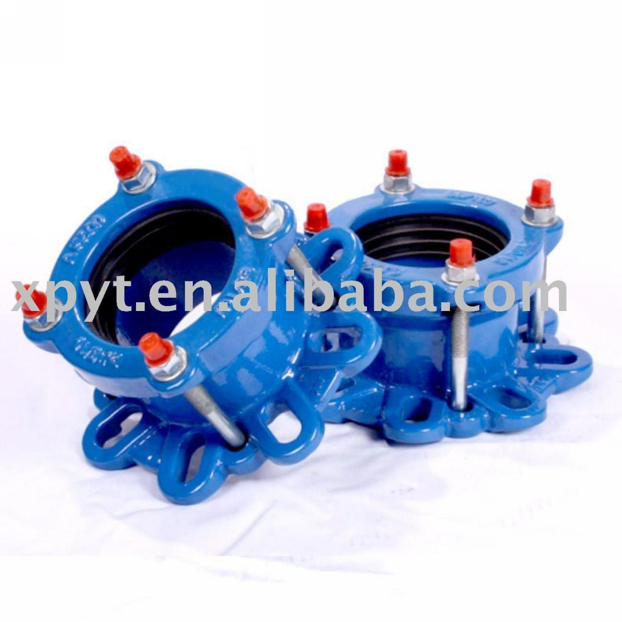 China Ductile cast iron pipe fitting-Universal flange adaptor on sale