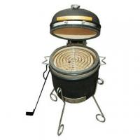 Buy cheap China ceramic egg grill from wholesalers