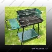 Quality outdoor product charcoal barbecue grill (HPJJ-183) wholesale