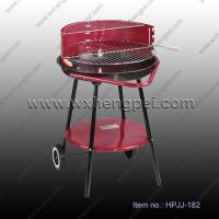 Quality outdoor product charcoal barbecue grill (HPJJ-182) wholesale