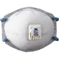 China 3M Respirators 3M 8577 N95 Particulate Respirator w/Nuisance Organic Vapor Relief ID:#65166 on sale