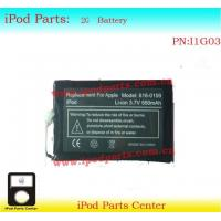 Buy cheap iPod 1st Gen iPod 1G battery product