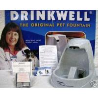 Quality FARM ~N~ PET COMFORT DRINKWELL PLATINUM FOUNTAIN WATER DISH wholesale