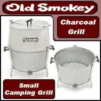 Quality OLD SMOKEY CHARCOAL BBQ GRILL **SMALL** wholesale