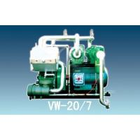 China Air Compressors Lubrication oil-free air compressor (VW-20 / 7) on sale