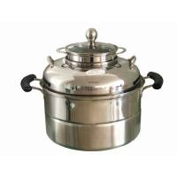 Buy cheap Stainless steel Food Steamer product