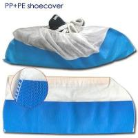 China PP+PE Shoe cover on sale