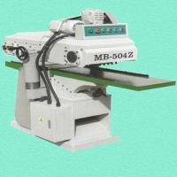 China Auto Feeding Surface Planer MB504Z on sale