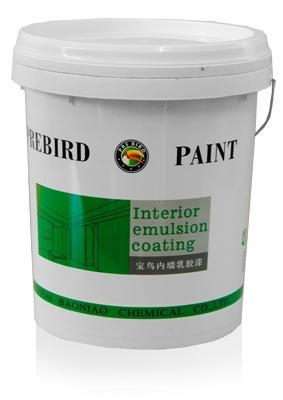Cheap Products Latex Paint For Interior Wall Of Prebird