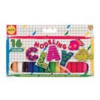 Quality Arts & Crafts Alex Toys Modeling Clay (16) wholesale