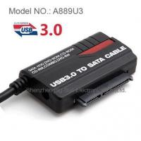 Quality USB 3.0 to SATA Cable Adapter wholesale