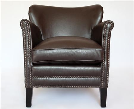 Cheap Black Leather Club Chair Of Brother Export