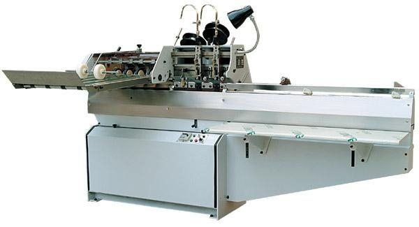 China Semi-automatic Saddle Stitching Machine